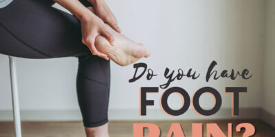 One Stretch a Day Keeps the Doctor Away! (Foot Pain)